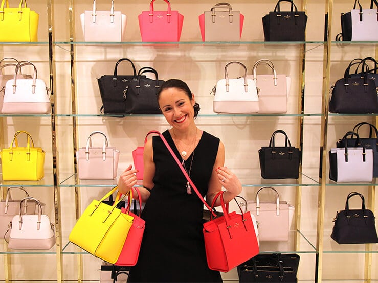 Kate Spade so many bags