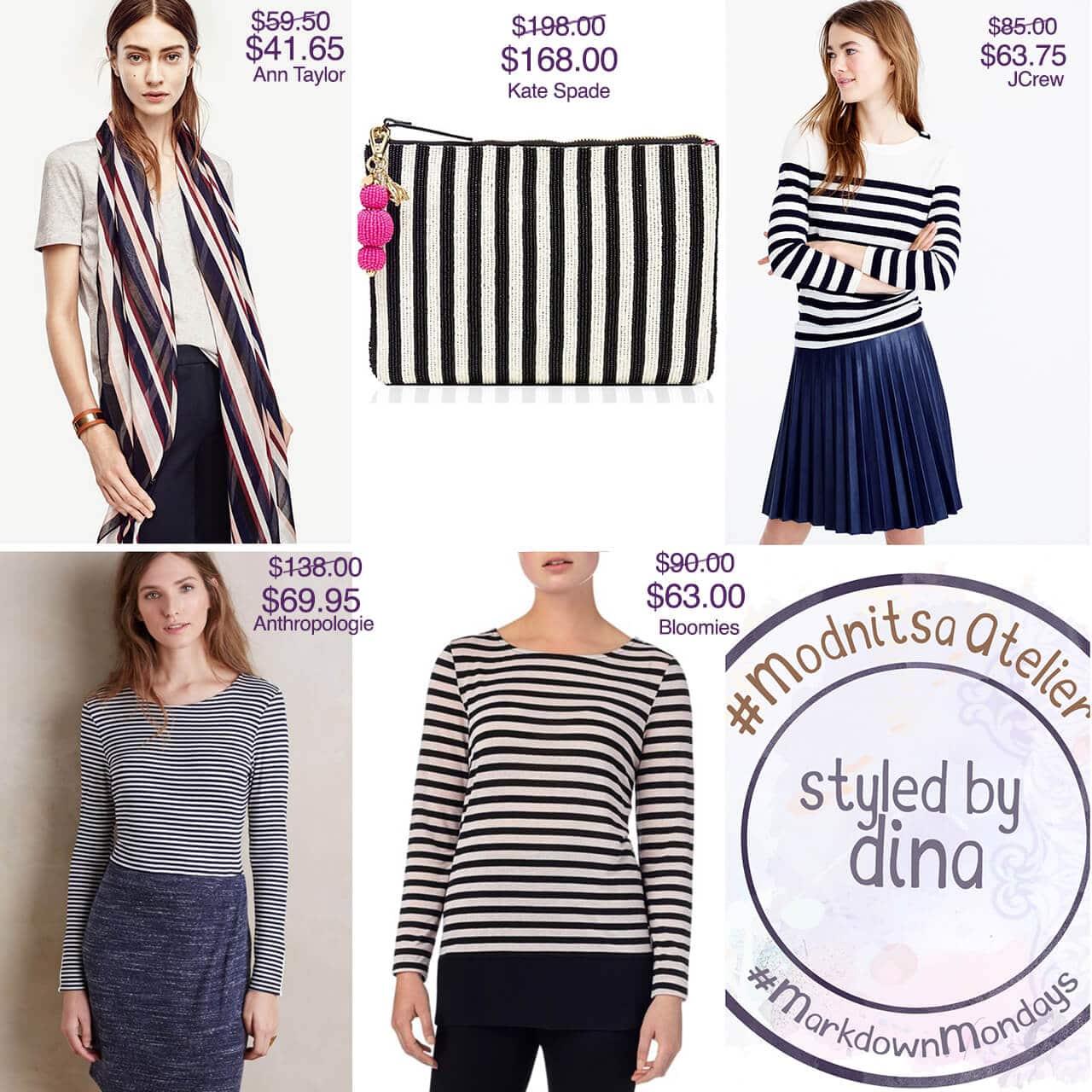 Markdown Mondays Style Collage 020816