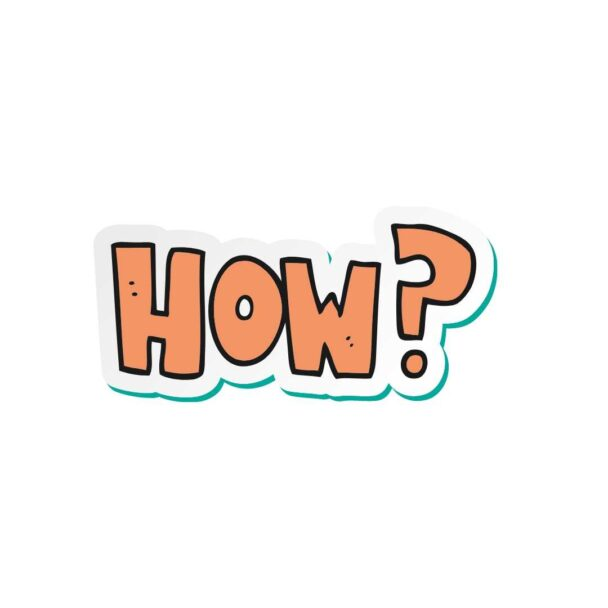 orange-white-and-blue-image-of-the-word-how-with-a-question-mark
