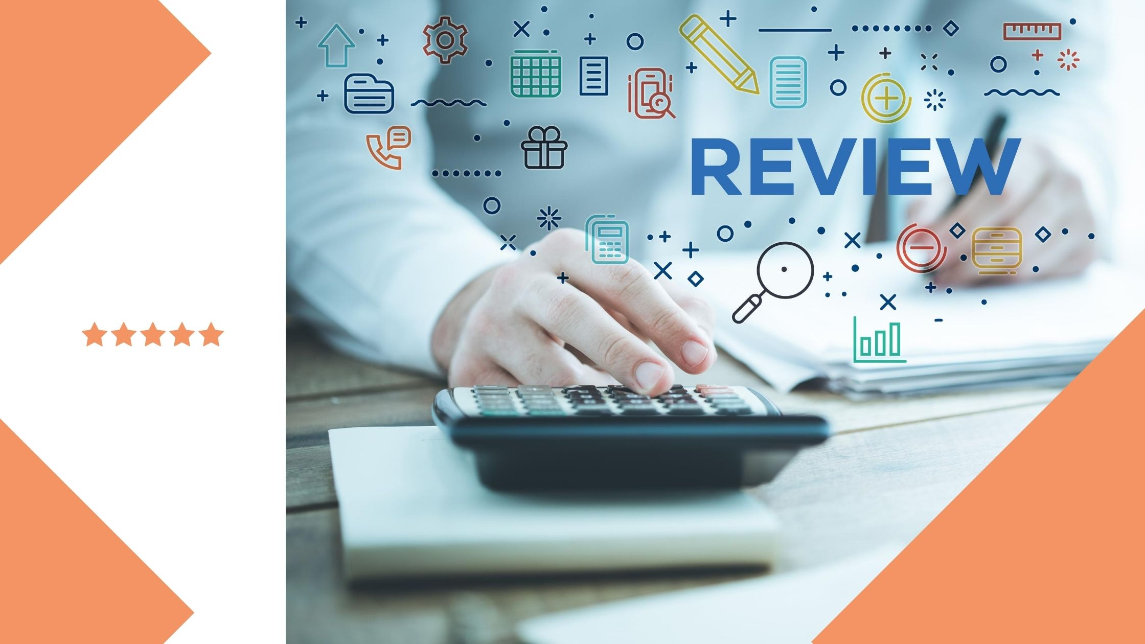canva review graphic