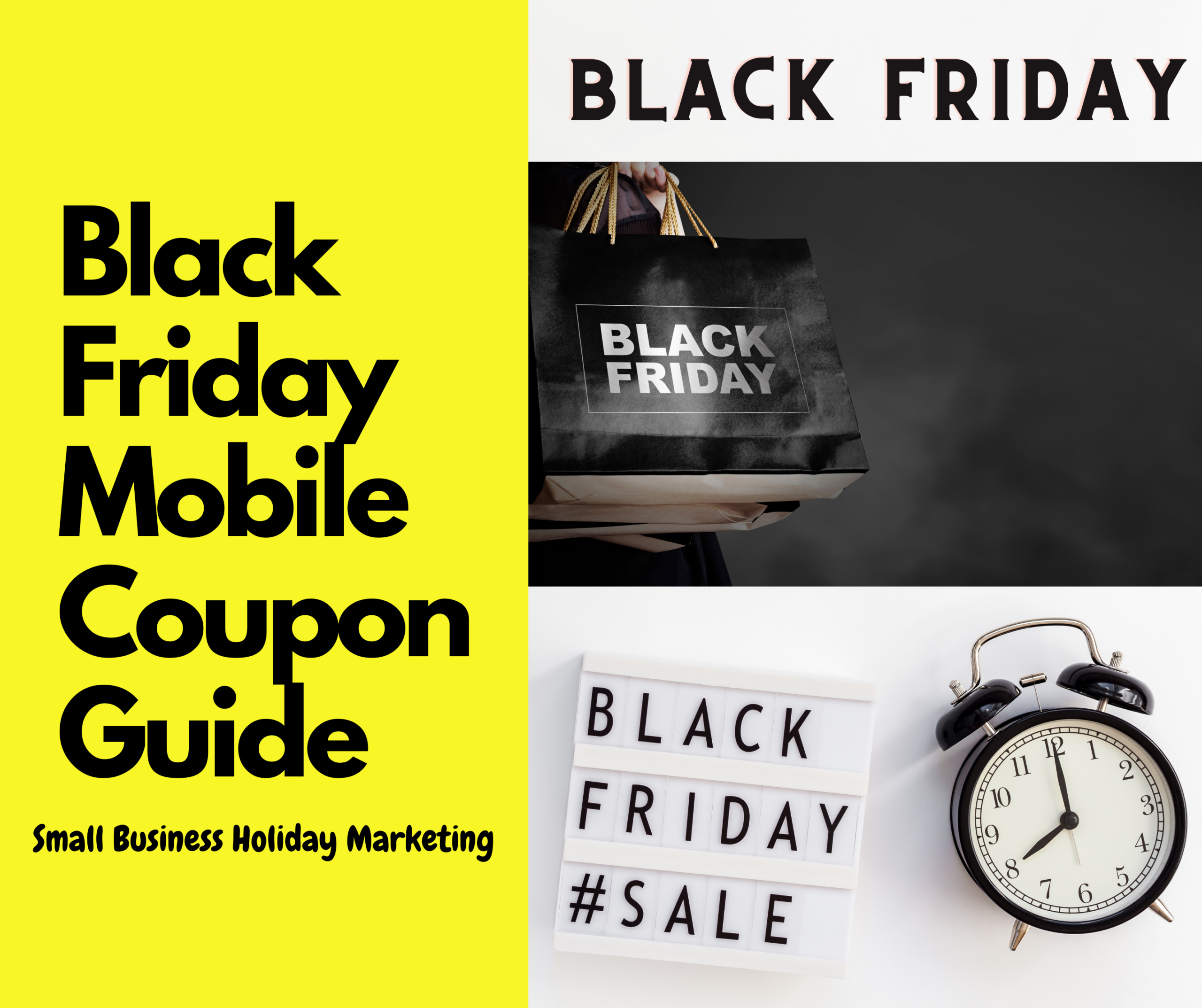 Black Friday Mobile Coupon Guide