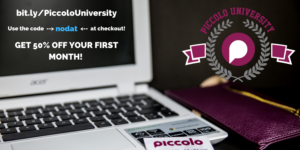 piccolo university nodat trusted partner