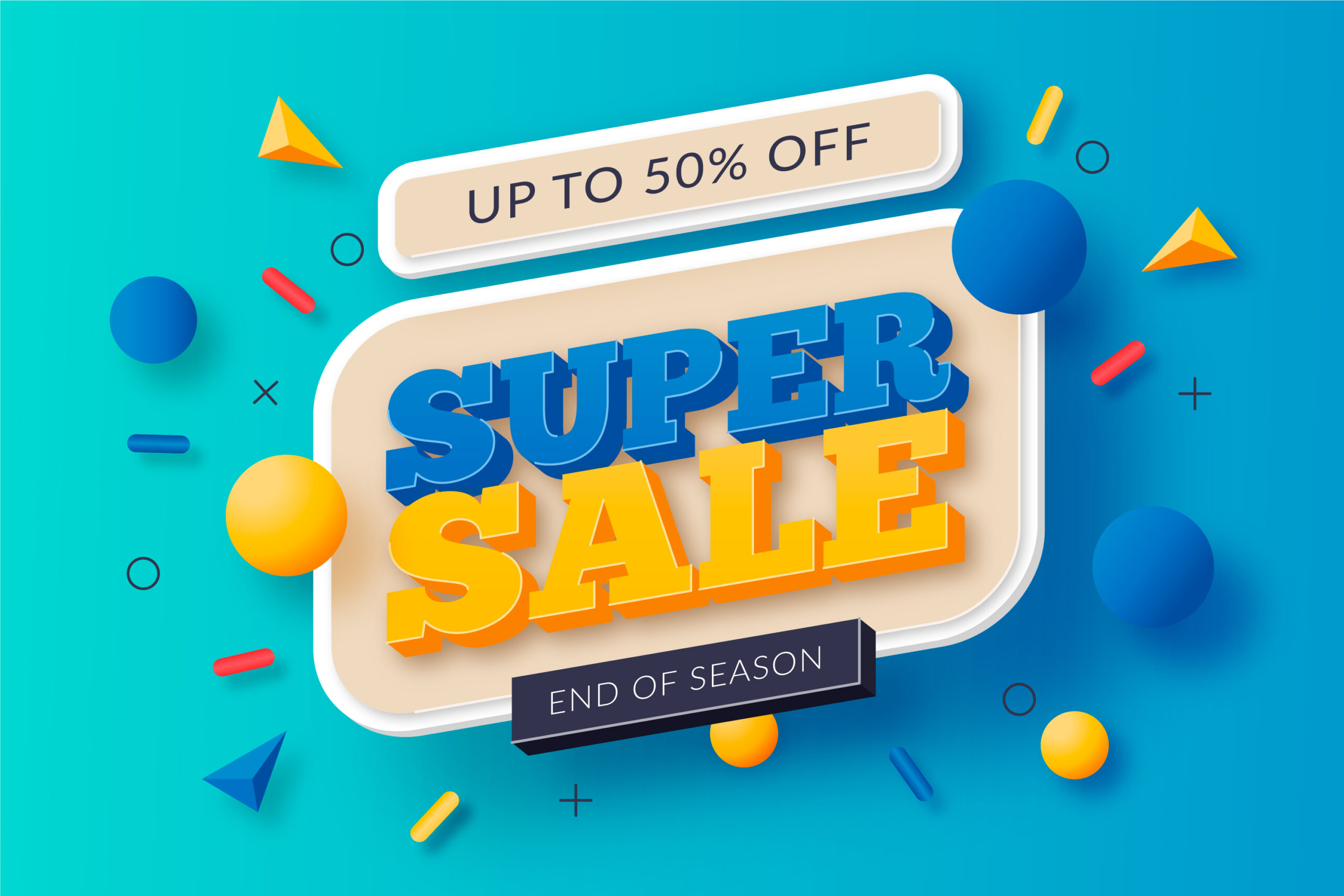image of fomo super sale example