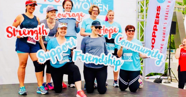 The 2020 Run for Women is now Virtual!