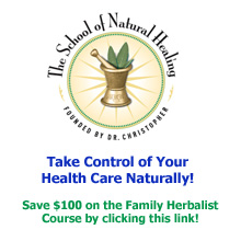 The School of Natural Healing