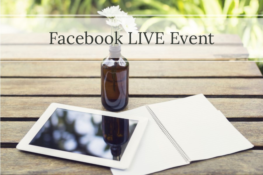 Facebook LIVE Mini-Class – The Solar Plexus Chakra