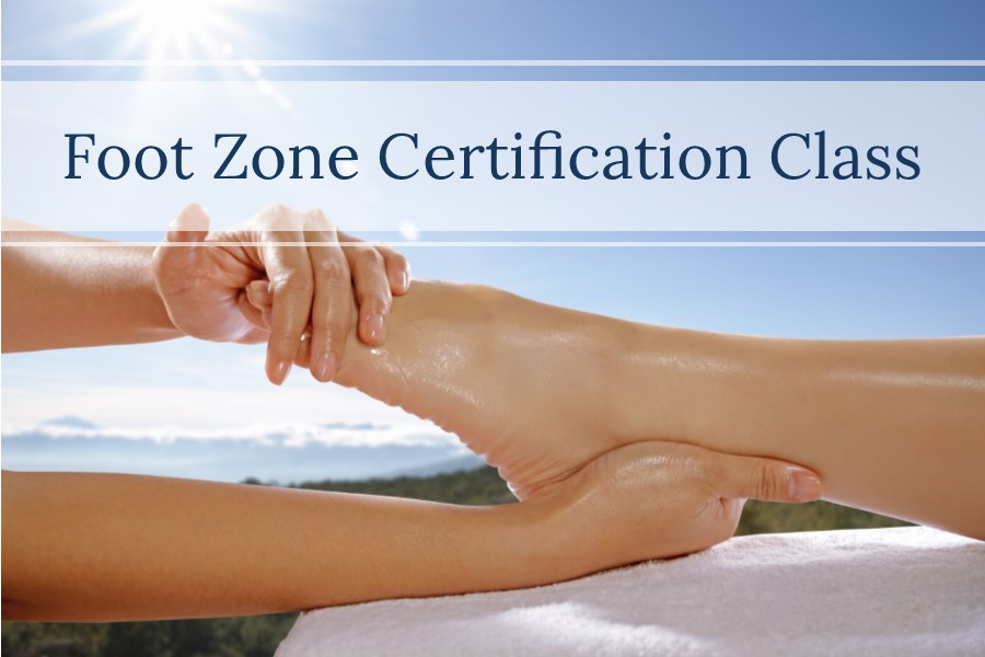 Foot Zone Certification Course - Seminar 6