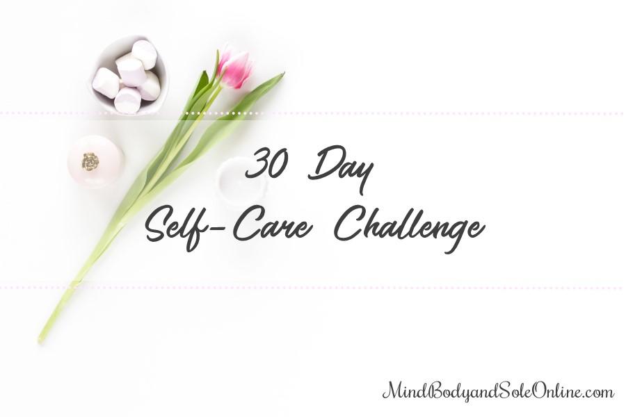 Self-Care Challenge – Week 1