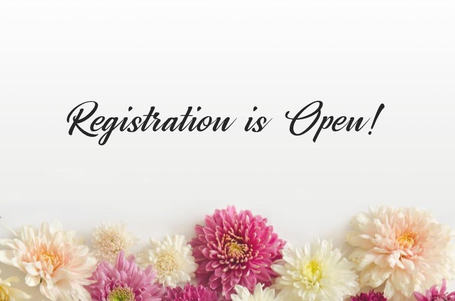 Registration is Open for 2019 Spring Semester