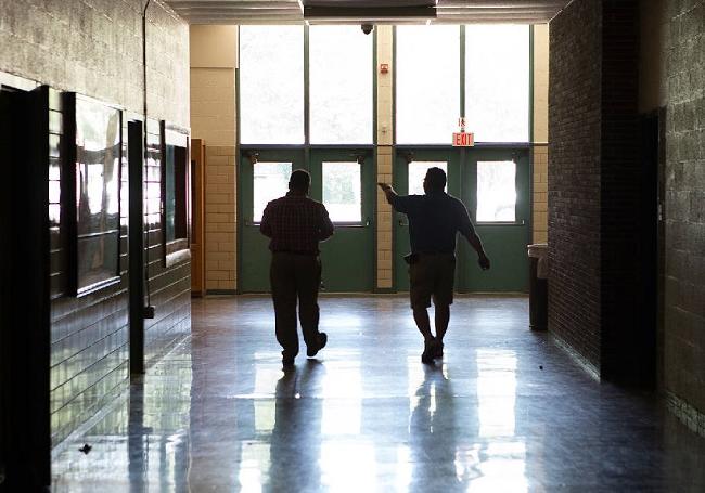 FA - Facility Admins in Hallway - 2