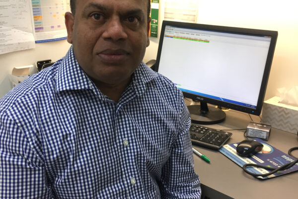 Dr E Annamuttu