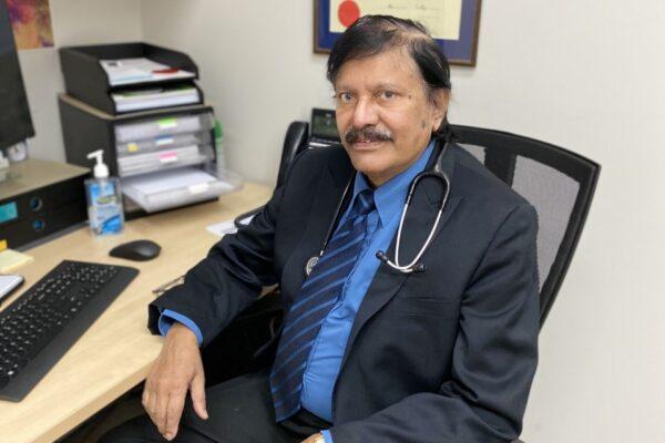 Dr Rajesh Dinakar