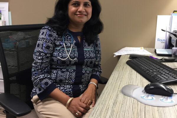 Dr Archana Makkar