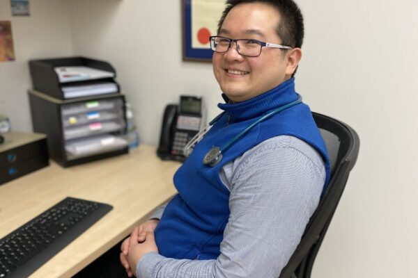Dr James Maung