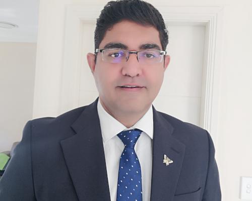 Dr Prashant Pareek