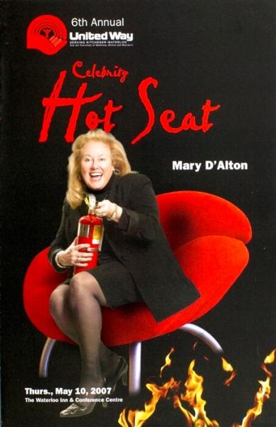 UWay Hot Seat