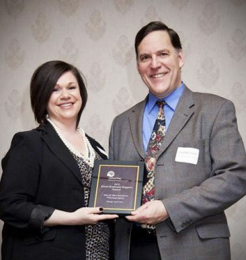 David McCammon Photography receives KW United Way Spirit Award