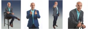 Marketing portraits with David McCammon Photography