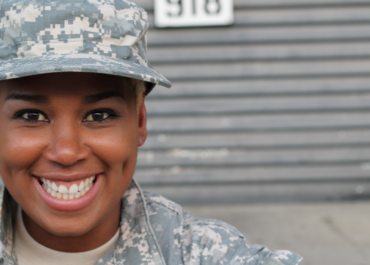 Moms of Color in the Military, We See You and We Love You