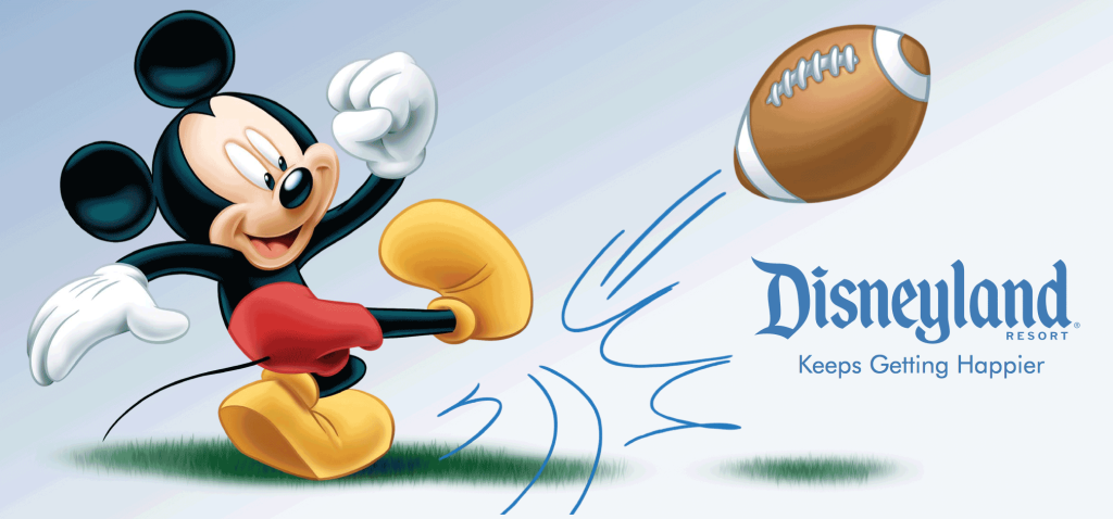 Fall 2014 Disneyland Promotion