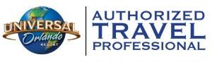 Universal Studios Authorized Travel Professional