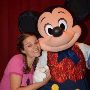 Magical Disney Travel Planner Lindsey