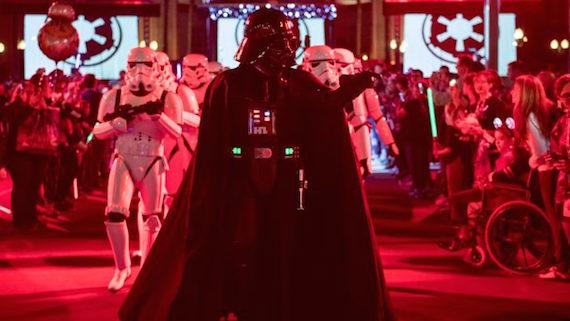 Disney Star Wars:Galactic Nights tickets