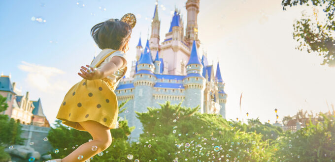 2 free days at Disney World