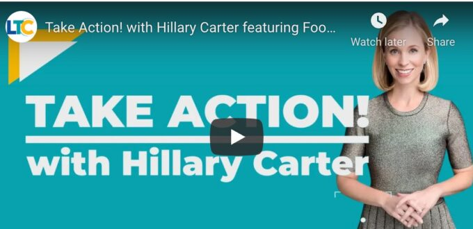 FARE: Take action with Hillary Carter interviews Pixie Lizzie
