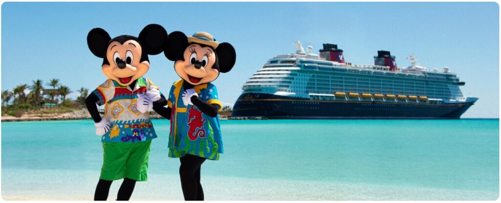 Disney Cruise Line 2022 Itineraries are out