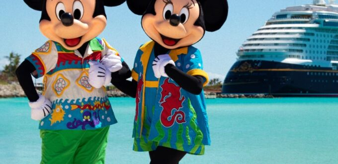 Disney Cruise Line 2022 Itineraries