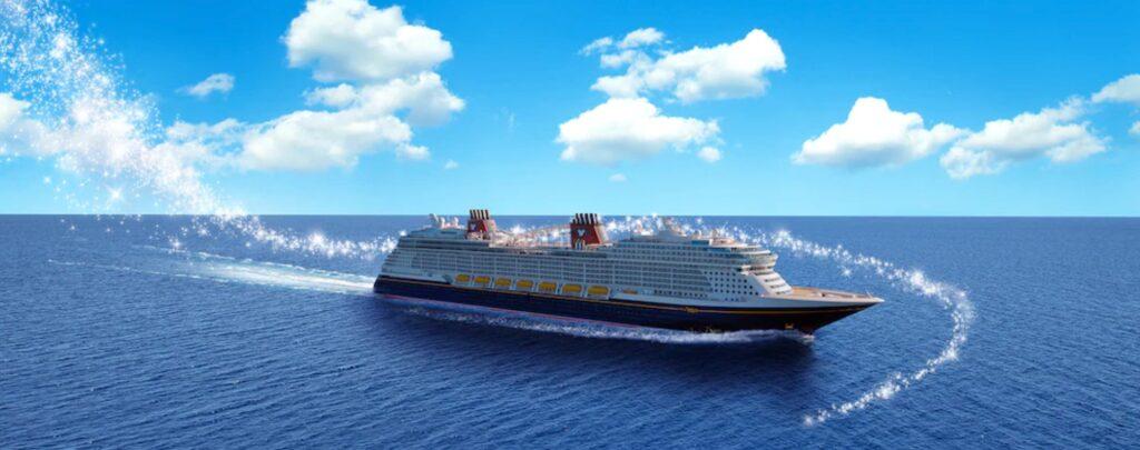 Disney Cruise Lines Fall 2022 Disney Wish
