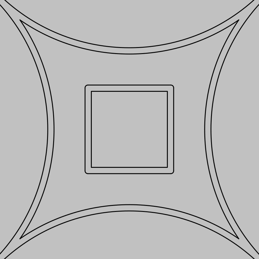D-15 Mineral Fiber Ceiling Panel