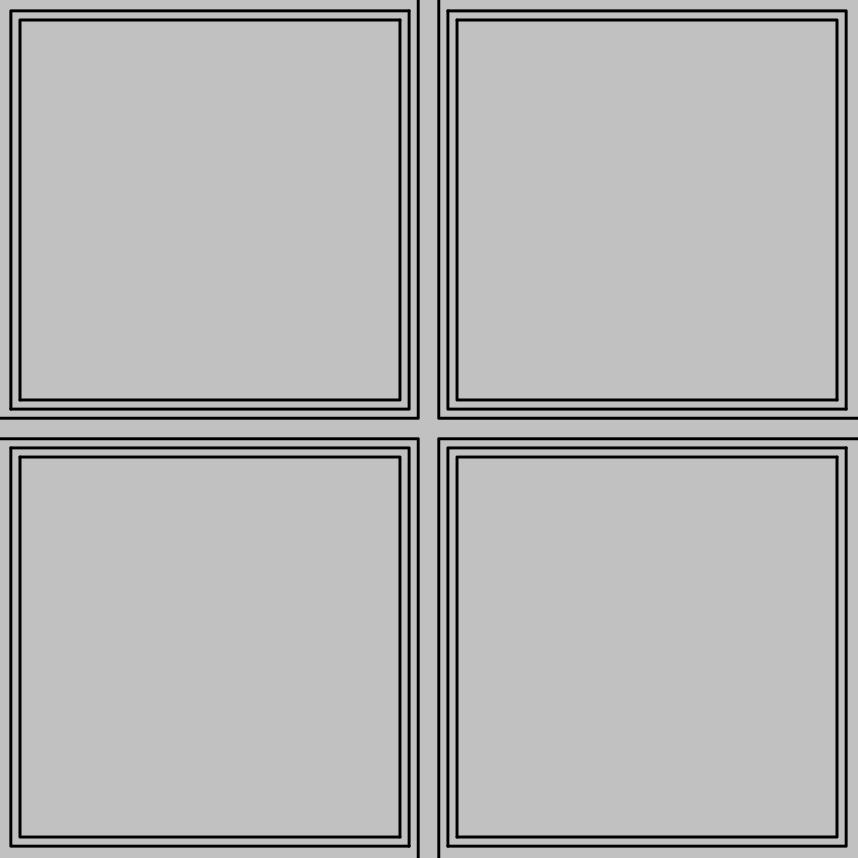D-16 Mineral Fiber Ceiling Panel