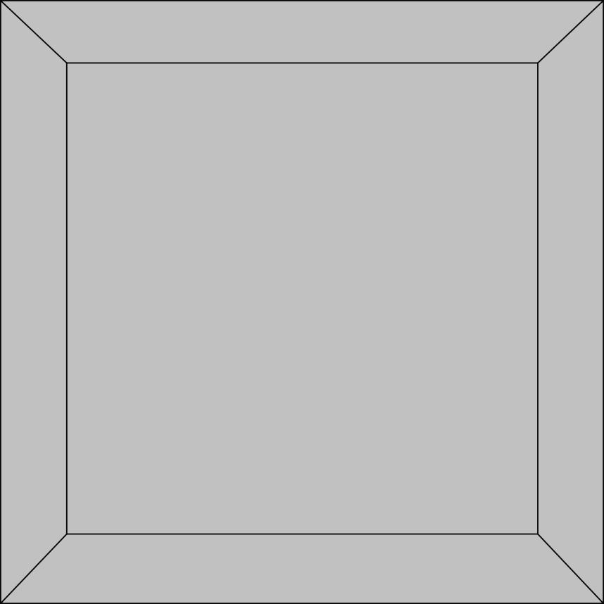 D-03 Mineral Fiber Ceiling Panel