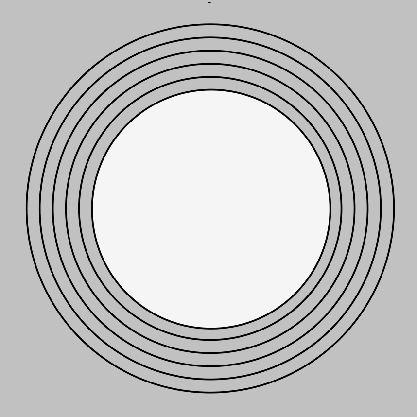 F-Circle Mineral Fiber Acoustical Panels