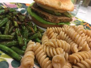 Nexveg Hemp SOS Pattie Meal