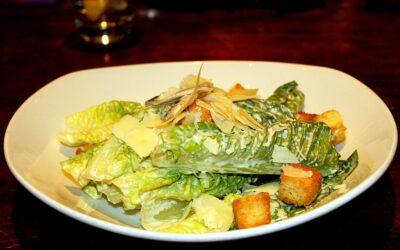 Una ensalada sin identidad. La Caesar Salad