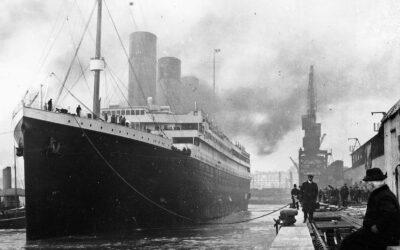 Análisis de a bordo. Titanic: la última cena