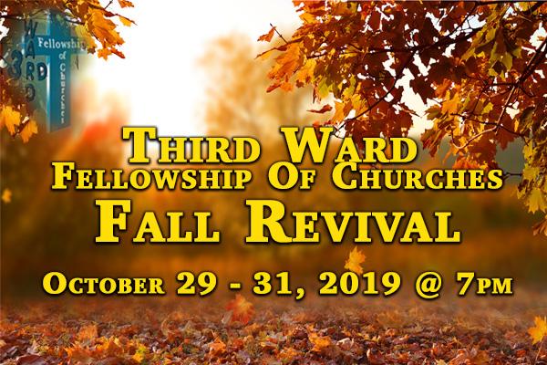 TWFC Fall Revival