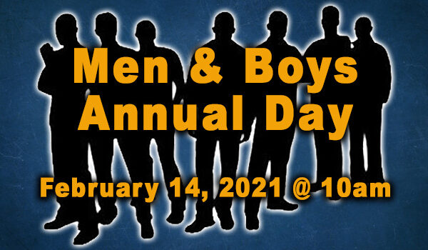 Men's Annual Day