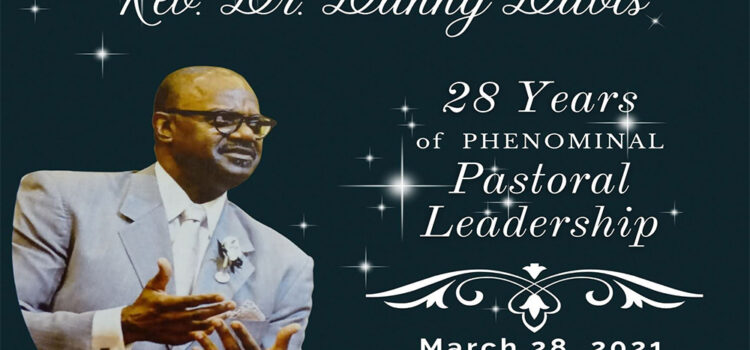 Pastor Davis 28th Appreciation Service