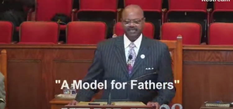 A Model For Fathers