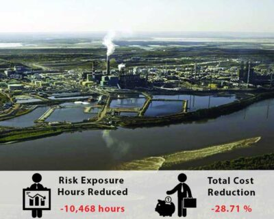 Impact Safety – Suncor Base Plant Outage Project Review – 2017