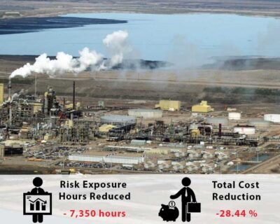 Impact Safety – Syncrude Boiler Project Review – 2018