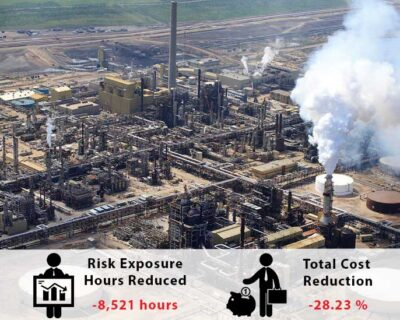 Impact Safety – Syncrude Boiler Project Review – 2019