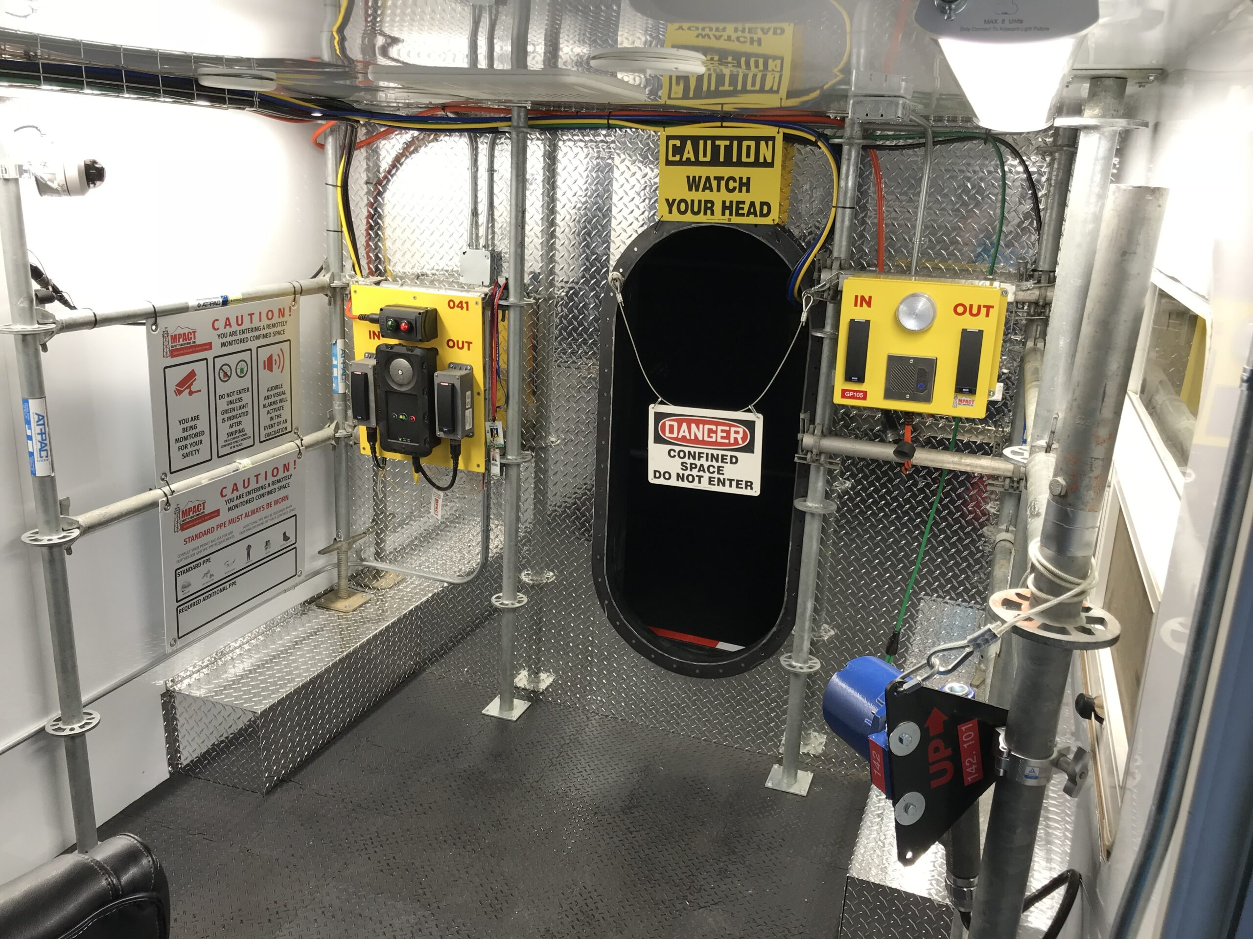 Impact Safety Solutions - Remote Confined Space Monitoring