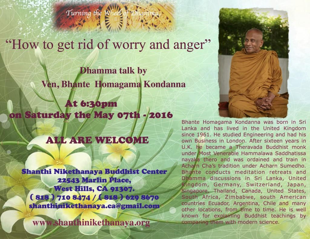 Dhama Talk By BK2016