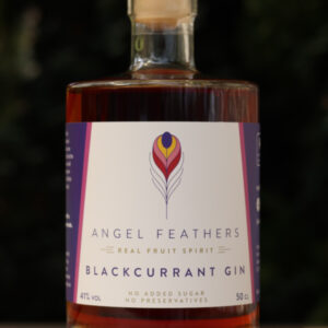 Angel Feathers - Blackcurrant Gin