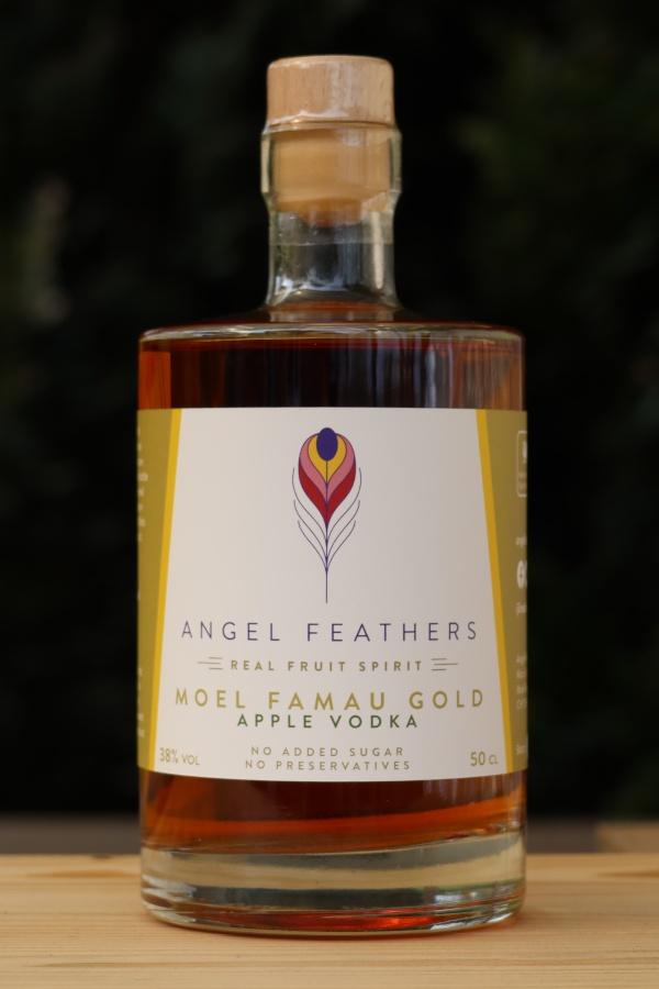Angel Feathers - Moel Famau Gold